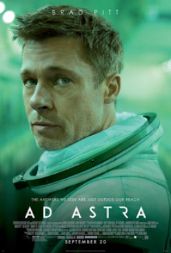 Cakes Takes on Ad Astra (Movie Review)