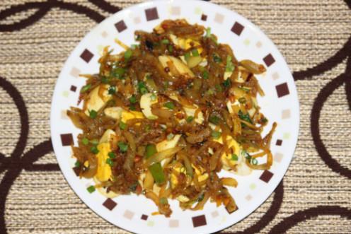 Egg Fry Recipe