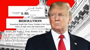 The Impeachment of President Donald Trump