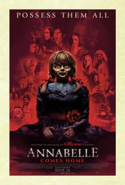 Cakes Takes on Annabelle Comes Home (Movie Review)