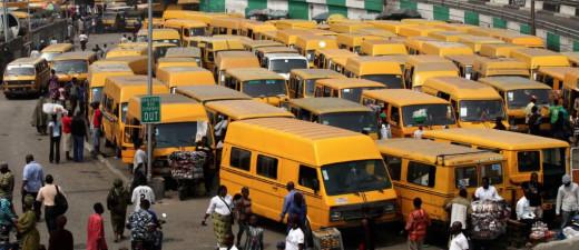 Commercial Vehicle Garage, Nigeria
