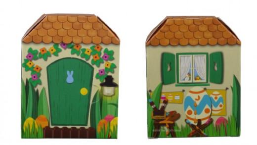 LEGO Easter Bunny Hut 5005249 Box