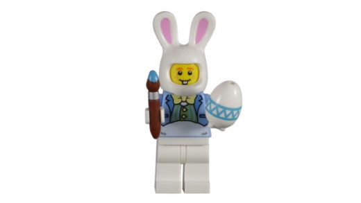 LEGO Easter Bunny Hut 5005249 Minifigure With Accessories