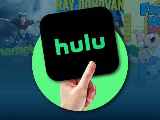 You get a couple thousand options on Hulu as well.