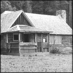 Annie  Morgan's Cabin