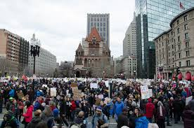 Copley Square Immigration Rally