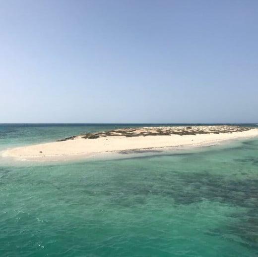 """Sharm El-Luli"""" beach in Marsa Alam"""