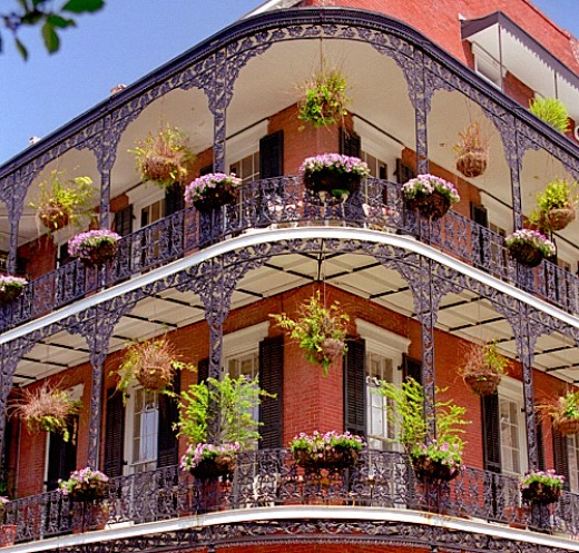 French Quarter by David Paul