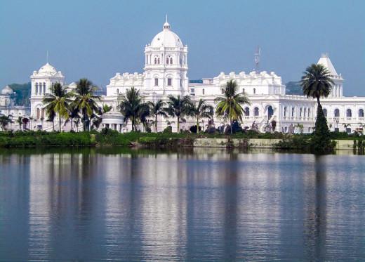 Ujjayanta Palace, Tripura