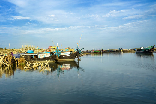 Majuli (largest river-island in the world)