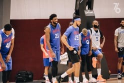 Stay Gold Sports; NBA Edition: Inside the Bubble with the 76ers