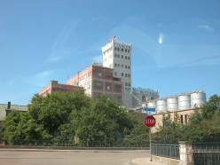C.H. Guenther and Pioneer Flour