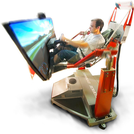 Driving Simulator.