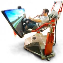 Driving Simulator.