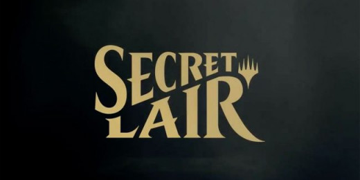 Secret Lair Logo