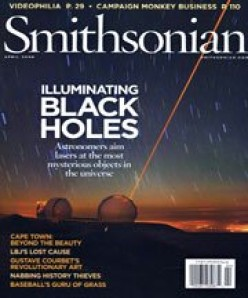 Smithsonian Institution, more than a magazine