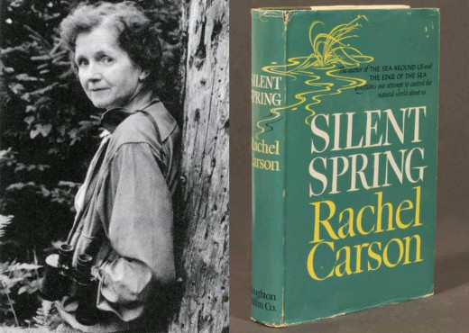 Carson, Author of Silent Spring