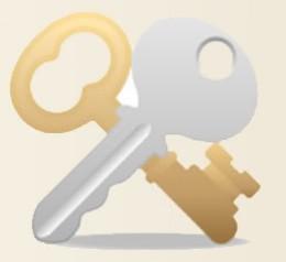 Drop the keys...open the door
