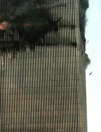 9/11/2002 World Trade Center Jumper