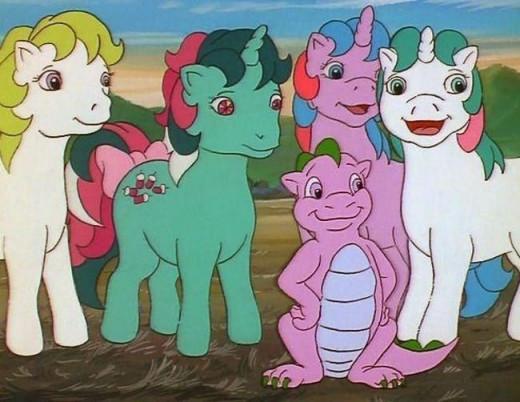 My Little Pony 1980s