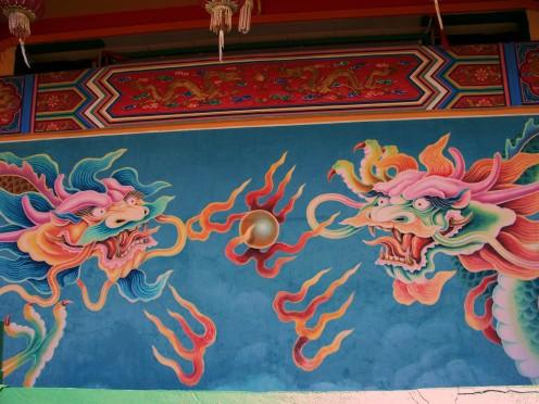Tua Pek Kong Temple in Miri, Malaysian Borneo