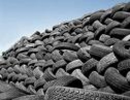 Load of tyres looking for love          by scrapfamous.com