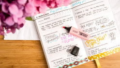 Journaling to Improve Mental and Emotional Health