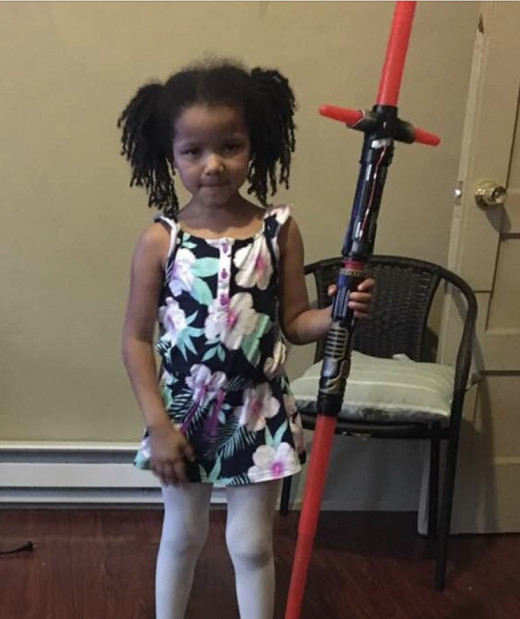 Princess warrior Jayla