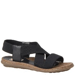Women's sandal with well shaped tire sole.    credit gifts.com