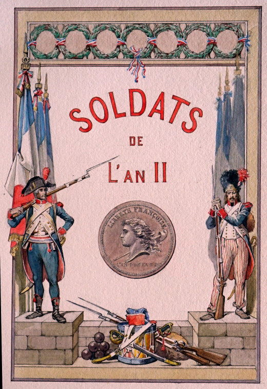 The French Revolution had to face the challenges of internal revolt, economic blockade and collapse, and foreign invasion, and implemented a sweeping command economy to channel its resources in response.