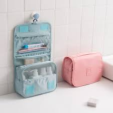 Pack your medicines and cosmetics in separate toiletry bags