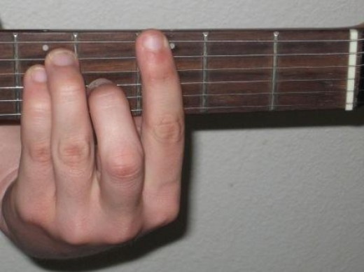 Barre Chords Technique Ultimate Guitar