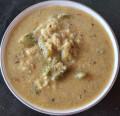 Ridge Gourd - Moong Dal Sambar Recipe
