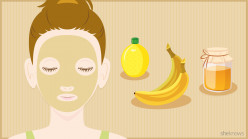 7 Homemade Banana Peel Face Packs You Should Try at Home