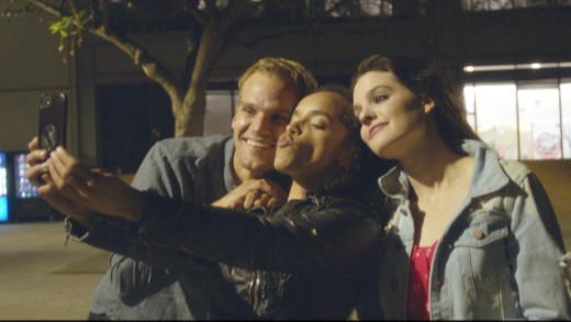 Erica, Alex, and Bianca