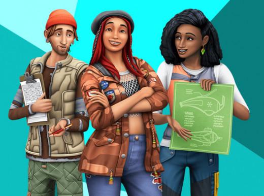 """The Sims 4: Eco Lifestyle"""