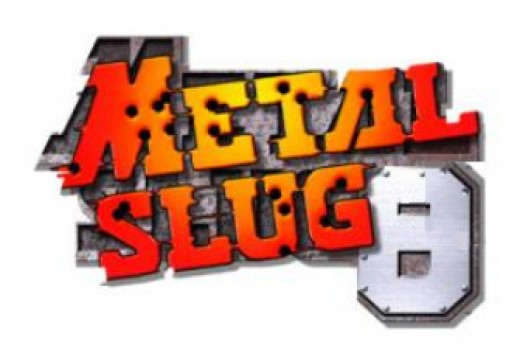 Metal Slug 8 Logo Art