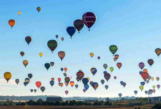2011 Mass Balloon Assent