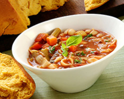 Italian Potato, Kale and Bean Soup Recipe
