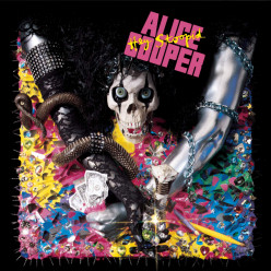 A Review of the Album Hey Stoopid by Hard Rock Vocalist Alice Cooper