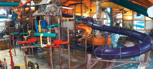 There Are Indoor Water Parks