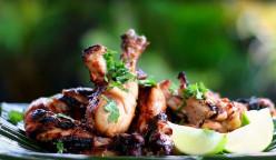 BBQ Tandoori Drumsticks Recipe