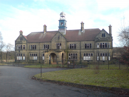 Storthes Hall