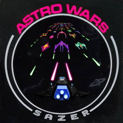 Synthwave Single Review: Astro Wars by SAZER