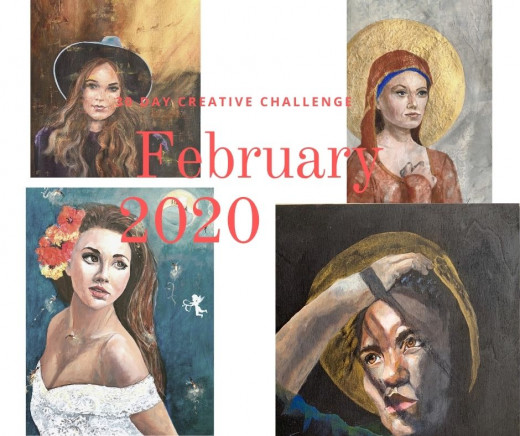 Favorites from February 2020 Challenge