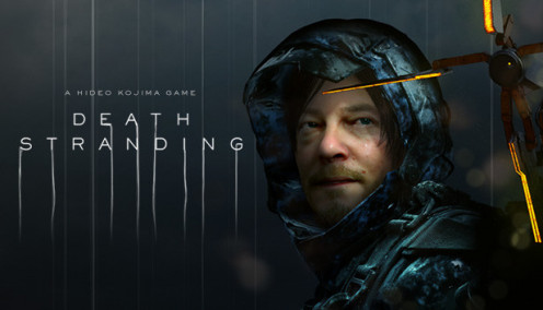 Death Stranding by Kojima Productions