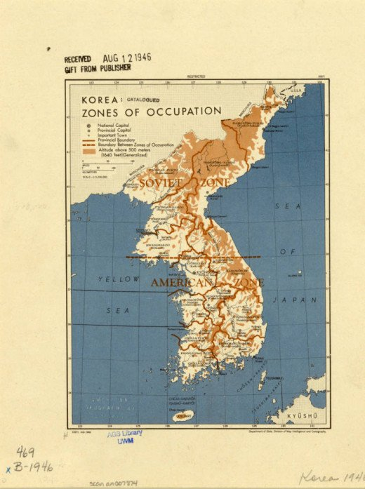 Kyung is fond of looking at key turning points in Korean history, such as the allied occupation of Korea and the political policies pursued, which helped lead to the polarization and division of the peninsula.