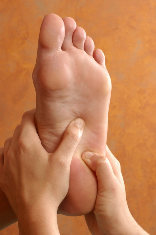 Nothing beats a good foot massage!