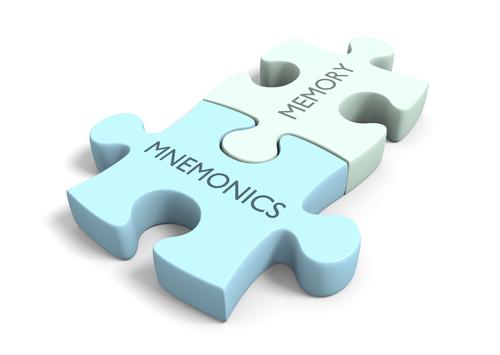 Mnemonics for your brain