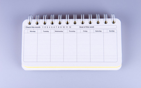 Scheduling will make it a lot easier